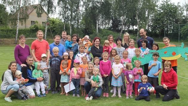 Spolek Mezeňák upořádal pro děti Ekoden.