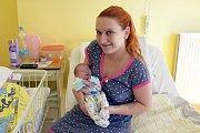 13. srpna v6.42 se narodila malá Babeta Kramářová. Při narození vážila 2620 g a měřila 45 cm. Její rodiče Veronika Franková a Libor Kramář si svou dcerku odvezou do Prahy, kde žijí.