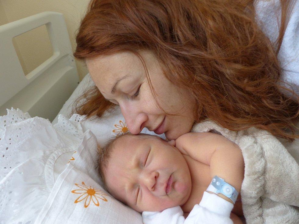 Vincent Vokál se narodil 29. dubna 2021 v kolínské porodnici, vážil 4330 g a měřil 51 cm. V Toušicích bude vyrůstat s maminkou Kristýnou a tatínkem Markem.