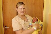Malý Vojtěch Švec se narodil 9. května ve 23.37. Po narození  vážil  3 840 gramů a měřil 50 centimetrů. Jeho rodiče, Lucie a Jaroslav Švecovi, se těší, až jej doma v Mnichovicích představí  Matějovi (3).