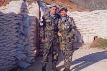 Vladimír Ditrich s manželkkou