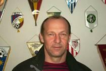 Boris Kočí, trenér Graffinu Vlašim