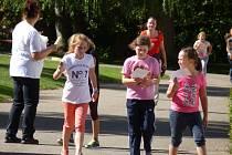 Běh naděje se ve Vlašimi konal už poosmé. Sešlo se na něm bezmála sedm set sportovců.