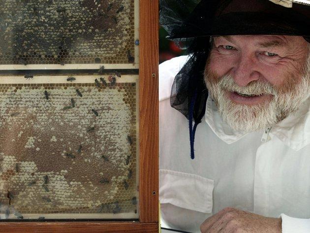 Včelař.