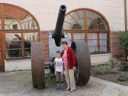 Den otevřených dveří na Komorním Hrádku u Chocerad se konal tradičně během Dnů evropského dědictví.