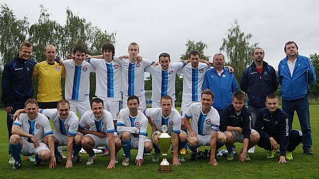 Votice ve finále Středočeského prohrály na penalty s Jílovištěm.