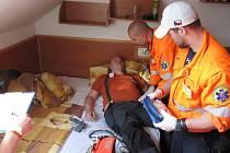 Rallya Rejvíz je mezinárodní, odborná a vysoce uznávaná soutěž záchranných služeb.