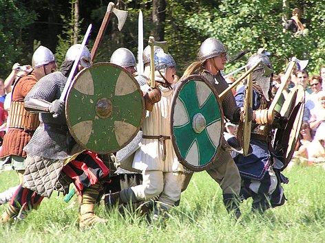 Vikingové útočí