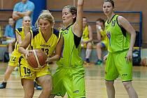 Utkání nejen žen BC Benešov se odehrávají v tělocvičně ZŠ Dukelská.