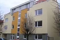 Bytový dům v Žižkově ulici