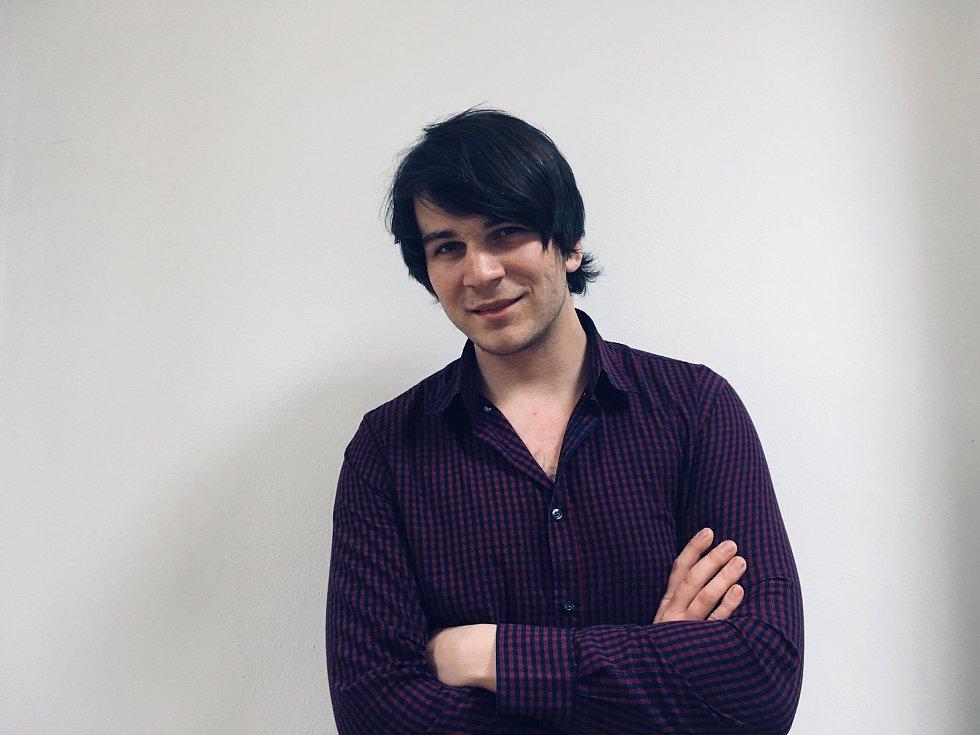 Daniel Marczell.