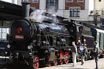 Parní vlak na cestu Posázavím vyjíždí už tuto sobotu z Prahy-Bráníka
