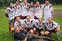 Nejlepší tým turnaje  - Sagvani