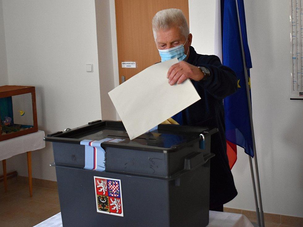 Z krajských voleb ve Středočeském kraji.