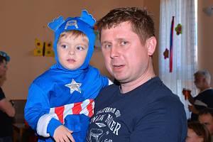 Vranovští připravili dětem karnevalové veselí.