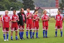 SK Olbramovice - Amfora klub Praha