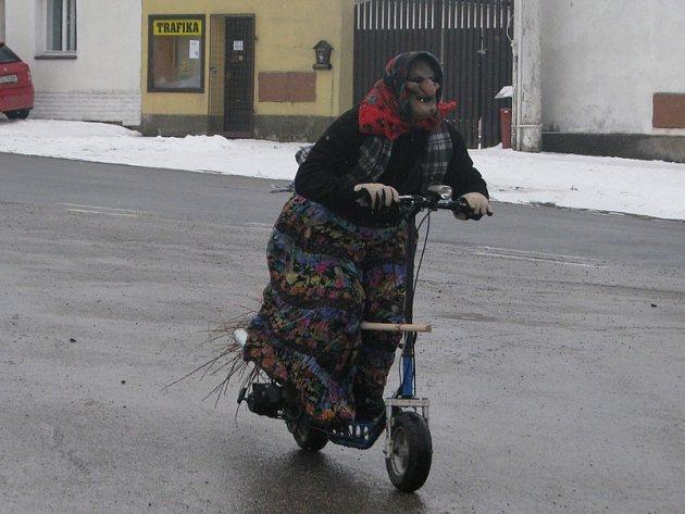 Masopust v Jankově.
