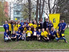 Sbor Gymnázia Benešov se v Brně líbil a ocenili to i porotci prestižní přehlídky.