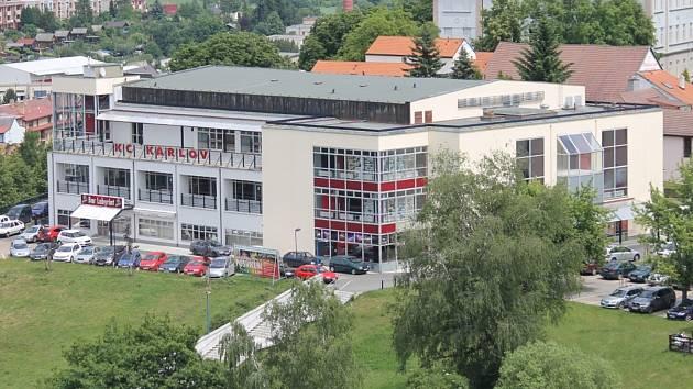 Kulturní dům Karlov v Benešově.