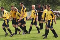 Hráči Poříčí se radovali z gólu osmkrát