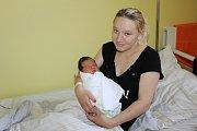 Prvorozená Nelinka Kocurová se narodila 12. května v 11.58 šťastným rodičům Jaroslavě Hrdličkové a Miroslavu Kocurovi z Dubu u Kondrace. Při narození v benešovské nemocnici holčička vážila 3 360 gramů a měřila 48 centimetrů.