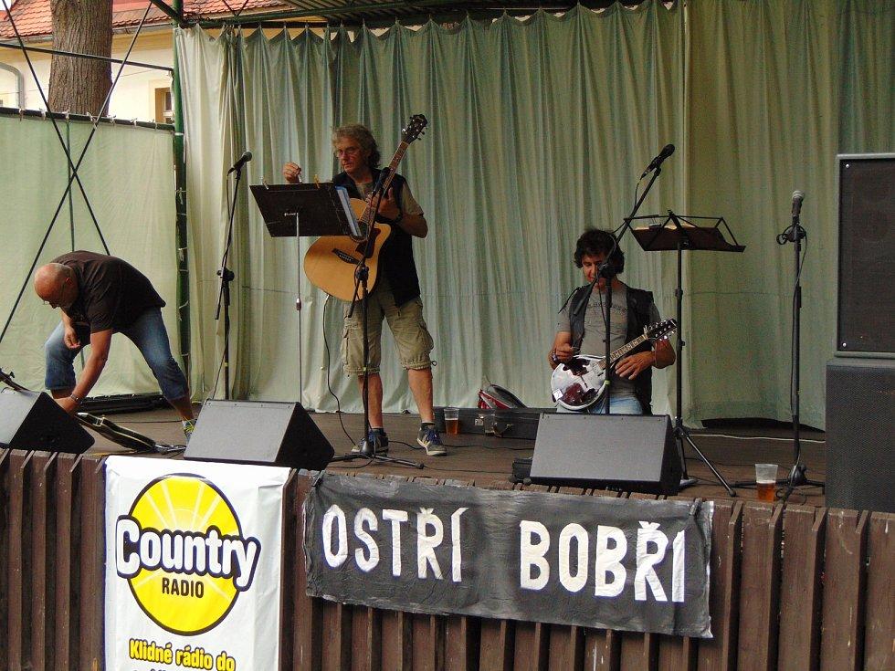 Folk Týnec Fest navštívili především zástupci starší generace.