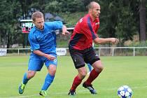 Fotbalisté Divišova měli kvalitní přípravu, ve které prohráli jen s Libicemi 2:3, když byli hráči unavení po soustředění.