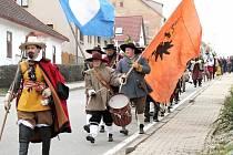 Vzpomínka na bitvu u Jankova 1645.