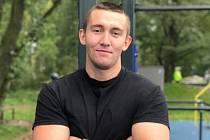 Tiskový mluvčí fotbalového Poříčí nad Sázavou Marek Limon.
