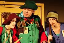 Divadelní soubor Mrsťa Prsťa se představí benešovskému publiku už tento čtvrtek v Městském divadle Na poště.