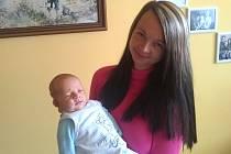 JAKUB STRNAD, VLAŠIM. Narodil se 24. září 2020. Po porodu vážil 3,95 kg a měřil 52 cm. Rodiče jsou Kateřina a Tomáš, bratr Tomášek. (porodnice Benešov)