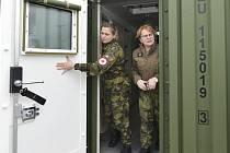 Vojenští zdravotníci. Ilustrační foto.