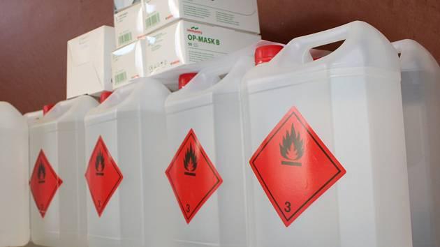 V Třebíči obce získají dezinfekci Anticovid, ve správním obvodu je 15 nakažených