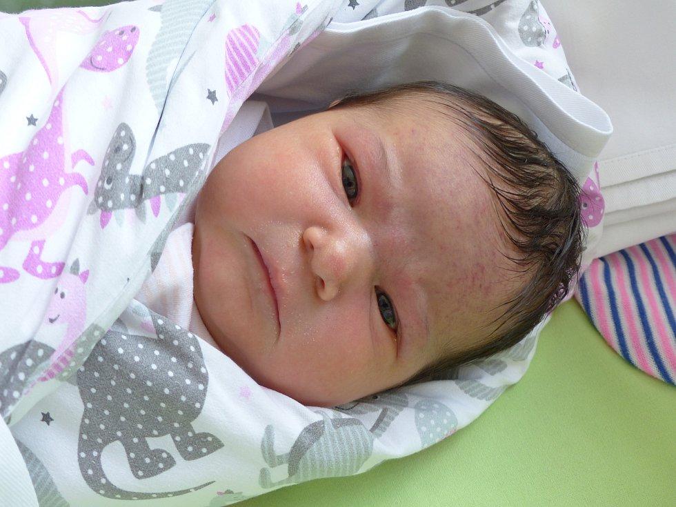 Adéla Činátl se narodila 16. února 2021 v kolínské porodnici, vážila 3750 g a měřila 50 cm. Do Prahy odjela s maminkou Markétou a tatínkem Jiřím.