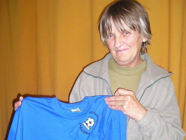 Jaroslava Brabencová kralovala v 9. kole Jarní Fortuna ligy BND a za výborný výkon získala stokorunovou poukázku od sázkové kanceláře Fortuna a tričko.