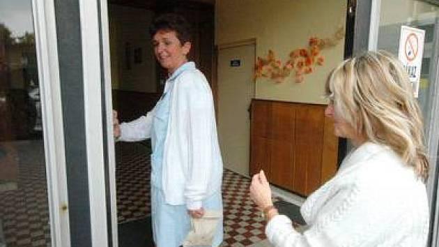 Ilustrační foto: Zdravotní sestry dochází za pacienty