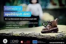 Mezinárodní den pohřešovaných dětí
