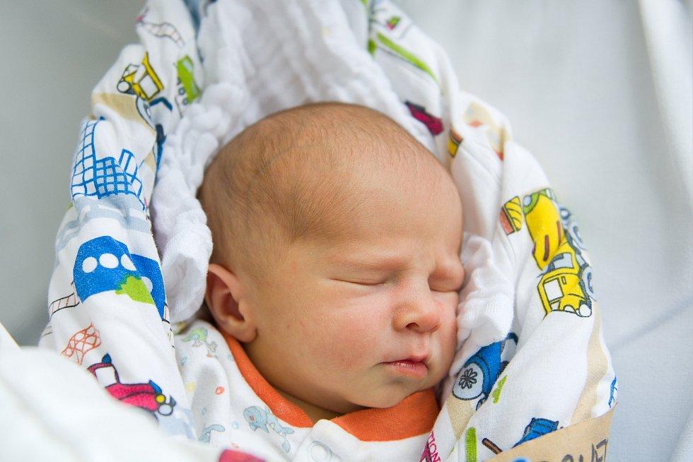 Tobiáš Stegbauer se narodil v nymburské porodnici 12. února 2021 v 9.46 hodin s váhou 2860 g a mírou 45 cm. Prvorozený chlapeček bude vyrůstat v Křečkově s maminkou Petrou a tatínkem Patrikem.
