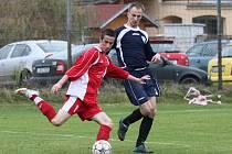Fotbal I. B třída Nespeky - Tupadly