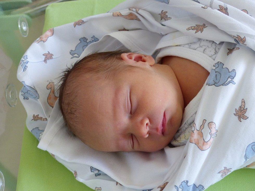 Justýna Vaňkátová se narodila 22. února 2021 v kolínské porodnici, vážila 2445 g a měřila 45 cm. V Kolíně ji přivítal bráška Radim (10) a rodiče Lucie a Daniel.