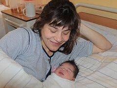 Simoně Vyhnalové a Martinu Duškovi ze Sázavy se 18. dubna v 4.30 narodila prvorozená dcera Eliška. Na svět přišla s váhou 3,26 kilogramu a mírou 48 centimetrů.