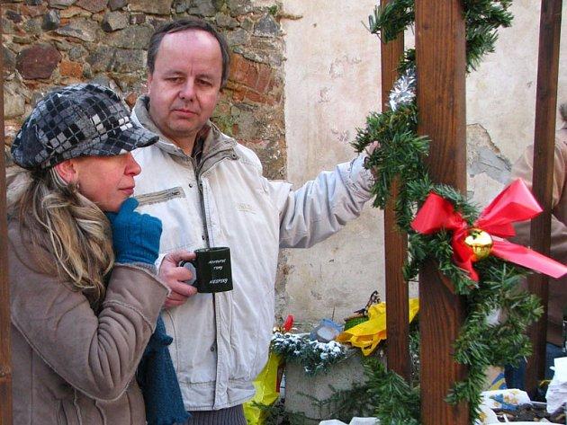 Michaela Voldřichová z Kult Klubu počítá s účastí charitativních spolků na nespeckých trzích.