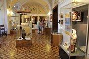 Čtrnáctá muzejní noc se uskutečnila ve vlašimském Muzeu Podblanicka.