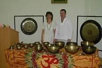 Jan a Hana Marešovi, planetární gongy