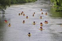 Vodáci si Sázavu velice oblíbili. Řeka si nyní vyžádala další oběť.