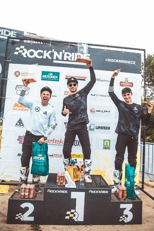 Freestyle motokrosař Filip Podmol se stal domácím šampionem.