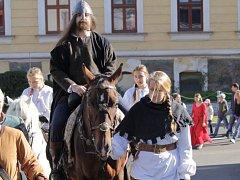 Svatováclavské slavnosti ve Voticích se konají už tuto středu.
