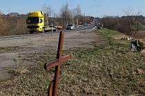 Na obchvat čekají lidé z Olbramovic desítky let.
