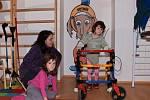 Mirek Piskač potřebuje finanční pomoc, aby se mohl léčit se svým handicapem.