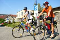 Za povidlovým koláčem se vydají znovu i cyklisté.
